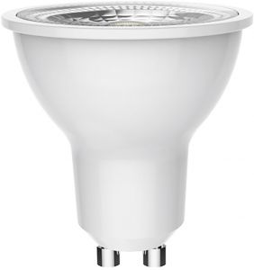 Focus LED GU10 5W 4000K Natural White Dimmable 400lm 36° 3yrs Warranty