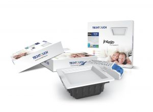 Intego Pro Square Small 21W Cool White 1130lm, 3yrs Warranty