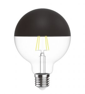 Classic Style LED Star E27 Dimmable 220-240V 4W 2100K, 200lm, Amber Finish, 3yrs Warranty