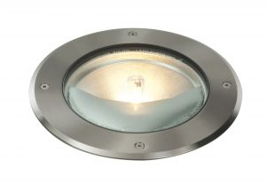 Saxby 7008A35 Aretz Single 35W Metal Halide Asymmetrical Outdoor IP67 Recessed Ground Light