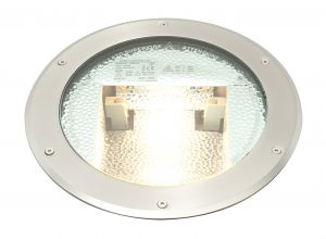 Saxby 7009A70 Aretz Single 70W Metal Halide Asymmetrical Outdoor IP67 Recessed Ground Light