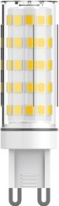Pixy LED G9 5W 4000K Natural White, 400lm Non-Flickascotg, Clear Finish, 3yrs Warranty 17*50mm