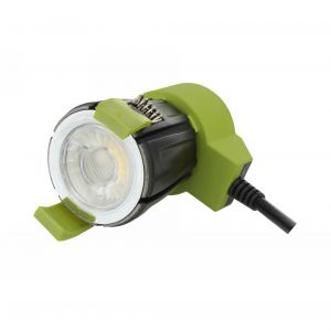 Bazi, 10W, 350mA, Dimmable LED Engine, TRIM REQUIRED, Cut Out: 70mm, 840lm, 38° Deg, 5000K, IP65/54, DRIVER INC., 5yrs Warranty
