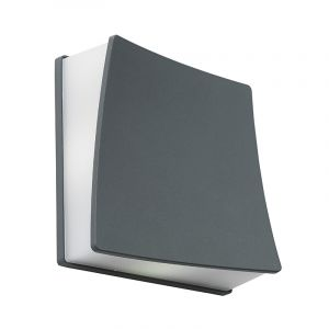Endon EL-40099 Square 4W Led Wall Light 4 Light In Painted