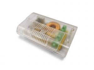 Deco D0431 Elements Inline Dimmer, 75-300W, Clear
