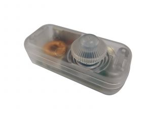 Elements Inline Dimmer, 40-200W, Clear