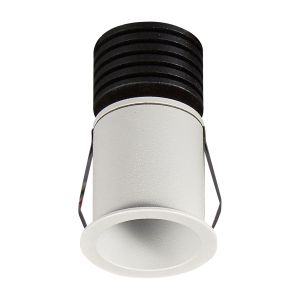 Guincho Spotlight, 3W LED, 2700K, 210lm, IP54, Sand White, Driver Included, 3yrs Warranty