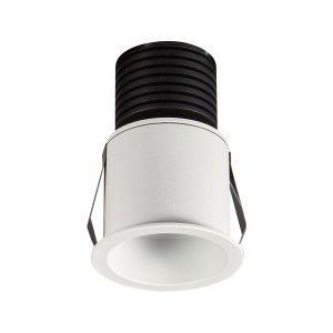Guincho Spotlight, 5W LED, 2700K, 410lm, IP54, Sand White, Driver Included, 3yrs Warranty