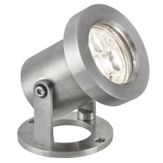 6223SS OUTDOOR LED IP65 3 x 1W STAINLESS STEEL SPOTLIGHT